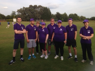 Rounders time!