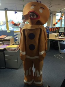 Halloween - Gingerbread Man